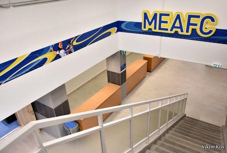 MEAFC iroda